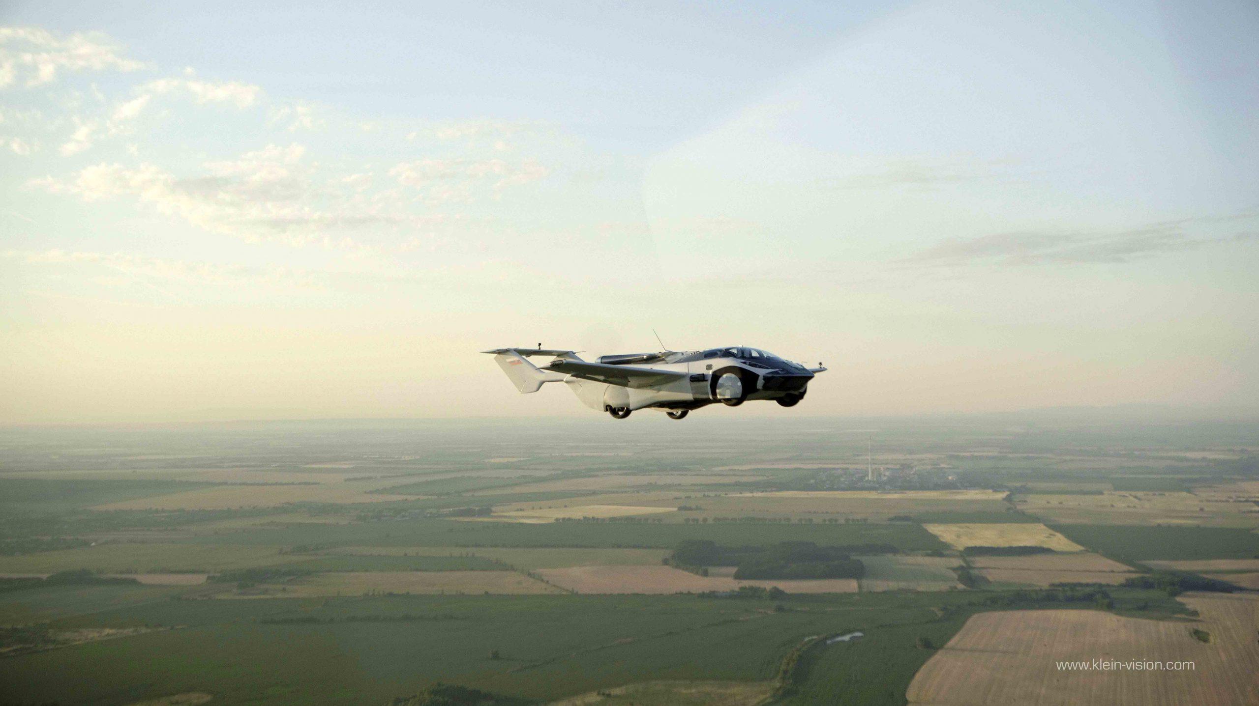 Aircar - fliegendes Auto