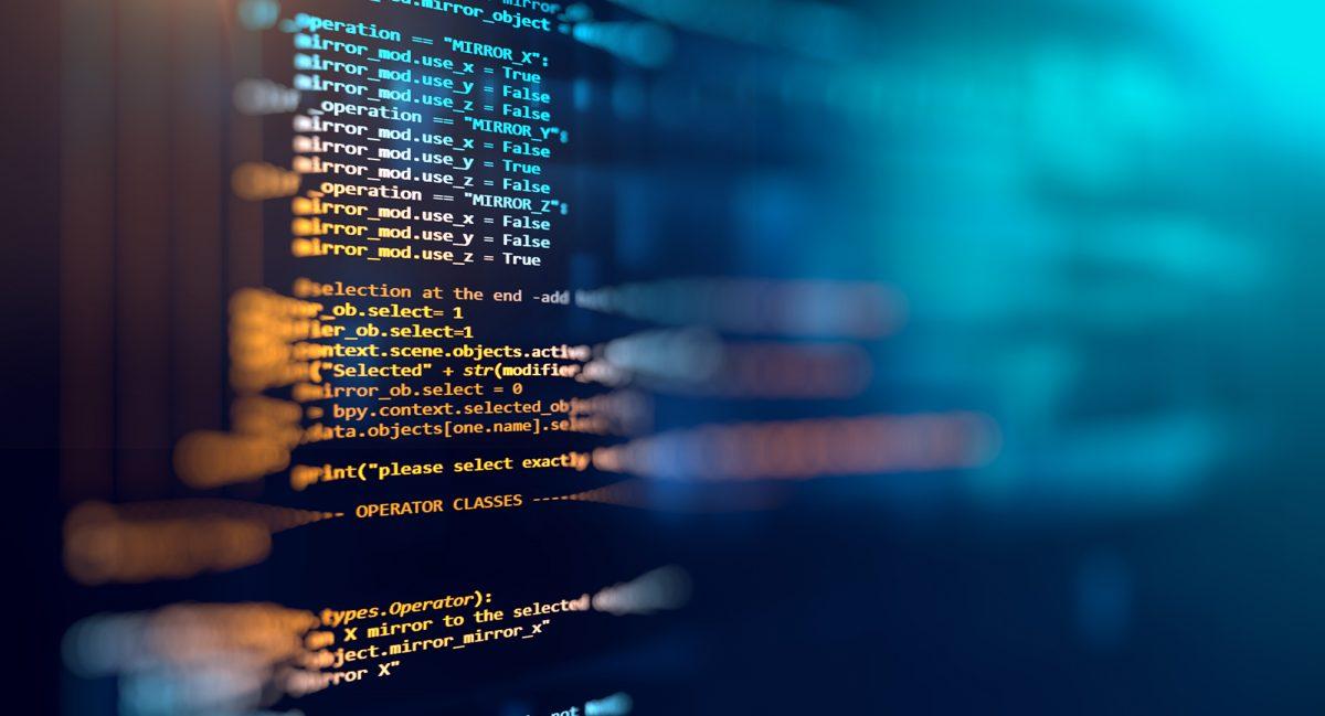 Code Entwickler Software